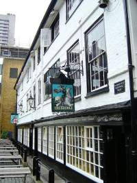 The George Inn - Taken by Nick Fraser.